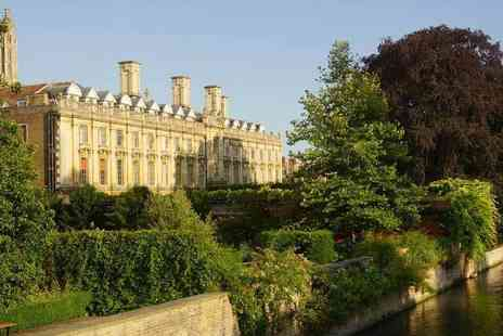 Buyagift - Two night Cambridge break for two people with breakfast - Save 28%