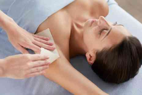 Beautys Inn - Half or Full Leg and Half or Full Arm Wax with Underarm Wax - Save 58%