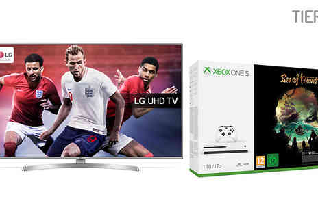 Brand Logic Europe - Ultimate Mystery Electronics Extravaganza, LG TV, Xbox, Apple Watch, Amazon Echo and More - Save 0%