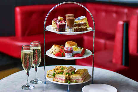 Cafe Rouge - Afternoon tea for two or include a glass of Prosecco each - Save 24%