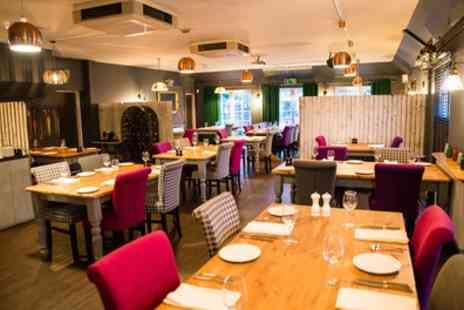 Poachers Brasserie - Two Course Lunch for Two or Four - Save 48%