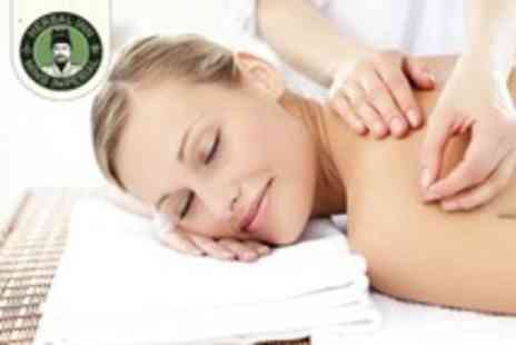 Herbal Inn - Acupuncture Session With Massage - Save 63%