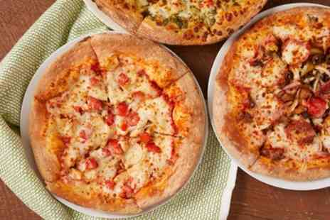 FEST Camden - All You Can Eat Pizza with Mocktail for Up to Four - Save 74%