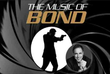 Royal Philharmonic Orchestra - One ticket to The Music of Bond on 19 September - Save 50%