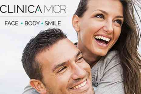 Clinica MCR - 3D Lipo on One, Two or Four Areas - Save 31%
