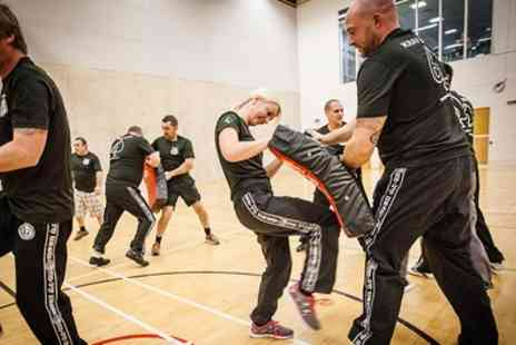 Kalah - Five or Ten Self Defence Classes for One or Two - Save 80%