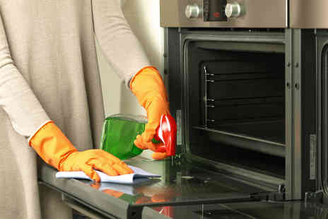 Premium Oven Cleaning - Full professional oven clean or include a dishwasher or washing machine - Save 51%