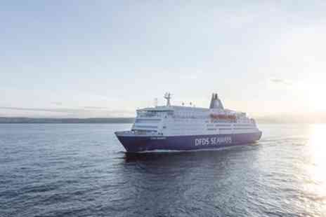DFDS Seaways Newcastle - Two Night Return Mini Cruise for Two with Breakfast - Save 0%