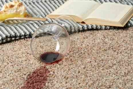 Fast Cleaning Dundee - Carpet Cleaning for Up to Four Rooms and Hallway or Stairs - Save 45%