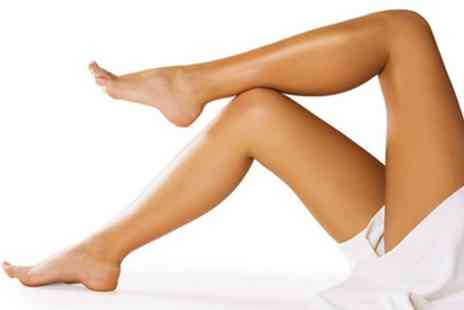 Haus of VIP - Brazilian Wax with Optional Half Leg or Underarm Strip Wax - Save 28%