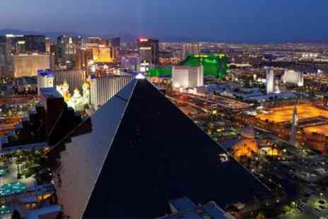 Hays Travel - Deluxe 4 night Las Vegas break with flights - Save 0%