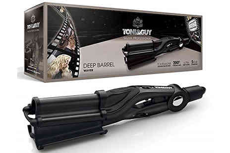 AMS Global - Toni And Guy Glamour Deep Waver Styling Tool - Save 45%