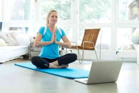 Online City Training - Online Yoga in Health Course - Save 91%