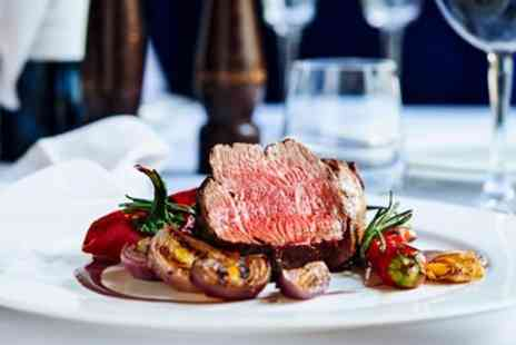 Tom Browns Brasserie - Chateaubriand for 2 near Nottingham - Save 38%