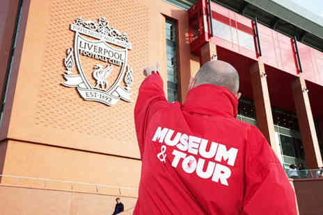 Buyagift - Liverpool FC Anfield Stadium tour and entry to The Steven Gerrard Collection for two people - Save 0%