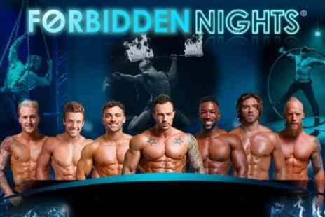 Forbidden Nights - One standing, rear stalls or stalls ticket to Forbidden Nights on 15 September To 20 October - Save 35%