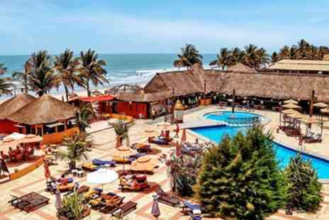 The Gambia Experience - Seven Night holiday in beachfront hotel incusive flights - Save 0%
