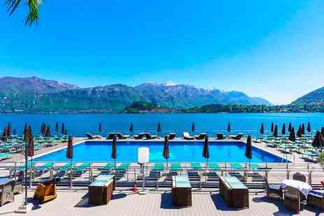 Via Holiday - Two or four night all inclusive Lake Como break with return flights - Save 52%