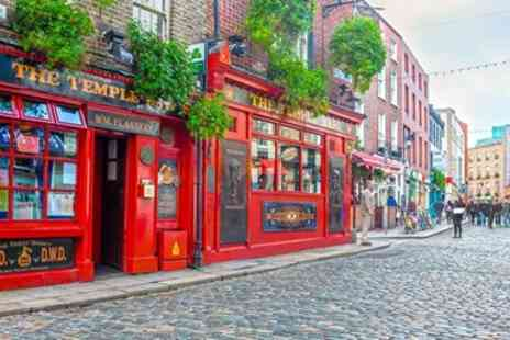Hays Travel - Deluxe 2 night Dublin break with flights - Save 0%