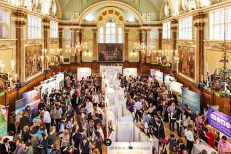 The Wine and Spirits Show - One or two day tickets to The City Wine Show on 12 To 13 October - Save 50%