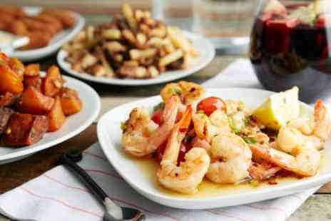 2Taps Wine Bar - Selection of Tapas and Sangria for Two - Save 54%