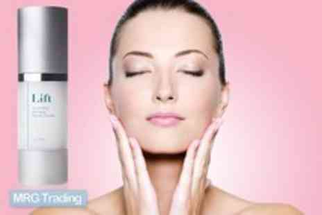 MRG Trading - 30ml bottle of  Instant Lifting Anti-Ageing Peptide Complex - Save 81%