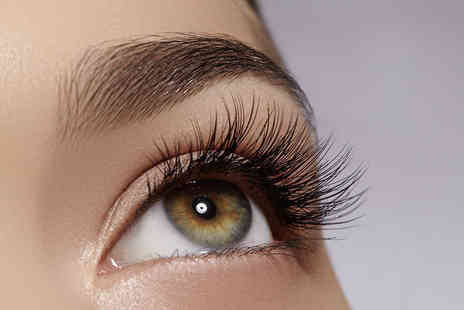 Eyakata - Full set of semi permanent individual silk eyelash extensions, or 3D, Russian or 5D extensions - Save 52%