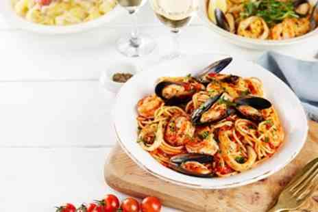 Bella Italia - Two course meal with coffee for 2 - Save 59%
