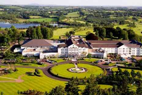 Slieve Russell Hotel - Two Nights Stay for Two with Breakfast, Golf or Golf or Spa Credit and Leisure Access - Save 45%