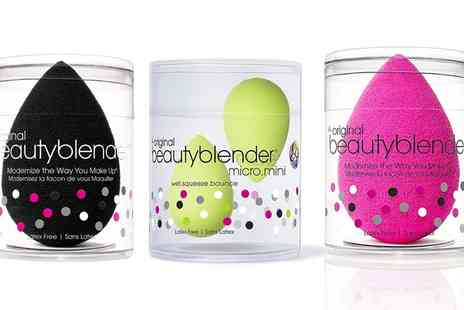 Raion - BeautyBlender Makeup Sponge or Solid Cleanser With Free Delivery - Save 0%