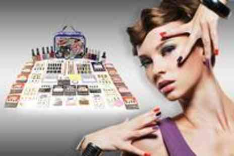 Millennium Nails - Mega Millennium Nail Art Kit and create totally on trend nails - Save 80%