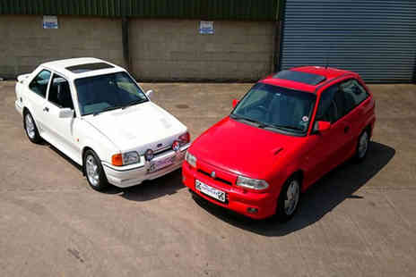 Buyagift - Double 80s hot hatch legends driving experience - Save 0%