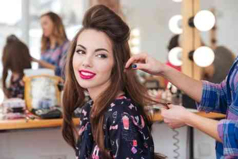 The Strand of London - Wash, Cut and Blow Dry with Full Head Colour or Choice of Highlights - Save 64%