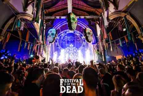 Festival of the Dead 2018 - One VIP ticket to Festival of the Dead, 22 September To 16 November - Save 46%