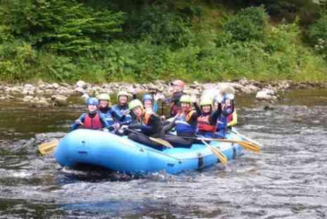 Splash White Water Rafting - White Water Rafting and Stand Up and Paddle Boards on the River Tay - Save 0%