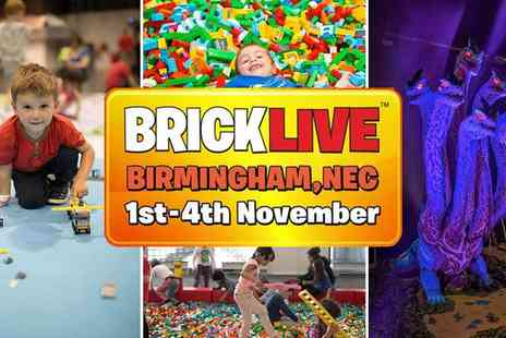 Multiplay Events - BRICKLIVE 2018 - Save 35%
