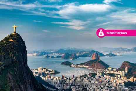 Via Holiday - Five or seven night Rio De Janeiro city break with breakfast and return flights - Save 22%