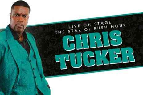Chris Tucker - One seated or standing ticket to see Chris Tucker on 27 September To 6 October - Save 55%