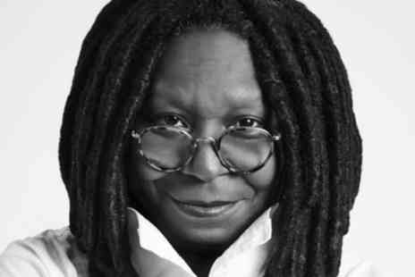 AEG Presents - One seated ticket to see Whoopi Goldberg on 13 October - Save 52%