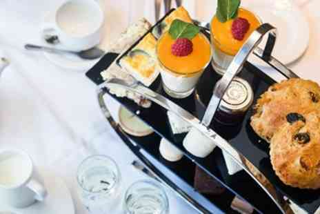 Cottons Hotel - Afternoon tea & bubbly for 2 near Knutsford - Save 52%