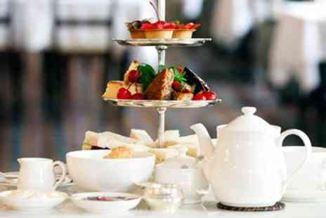 Daniel Thwaites - Afternoon tea & bubbly for 2 at stylish hotel - Save 39%