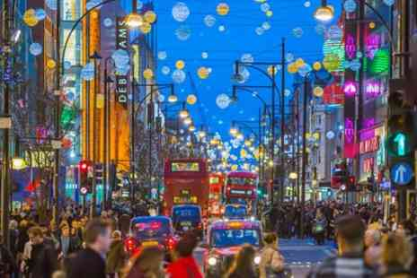 CityUnscripted - Private Tour, A Locals Christmas in London - Save 0%