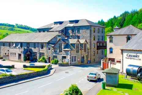 The Whitewater Hotel & Leisure Club - Standard or Executive Double Room for 2 with Breakfast and Dinner - Save 28%