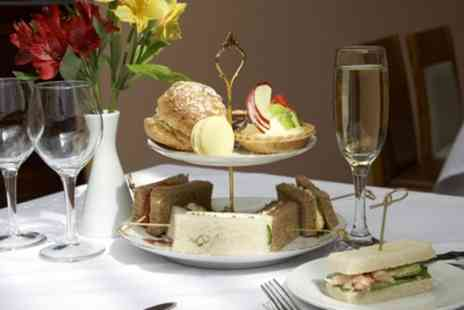 The Kingscliff Hotel - Royal Afternoon Tea with Prosecco for Two or Four - Save 42%