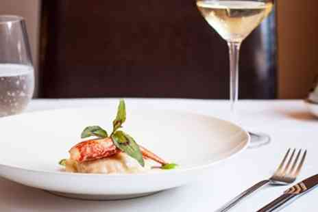 The Harrow at Little Bedwyn - Stunning Michelin starred tasting menu meal for 2 - Save 29%