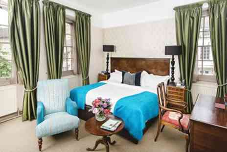 The Feathers Hotel - Boutique stay near Blenheim Palace with meals - Save 0%