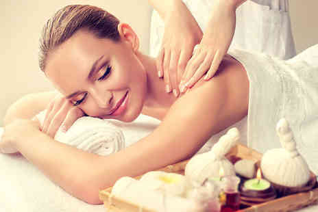 Radiance Clinic - Choice of one hour massage at Radiance Clinic, Wimbledon sit back, relax - Save 63%