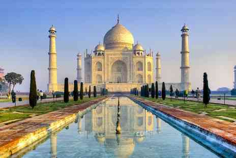 Golden Triangle Tour - Iconic Golden Triangle with Rare Gir Lions - Save 0%