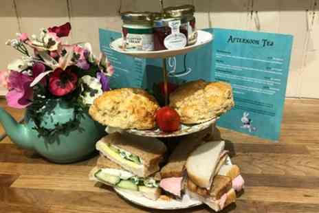 Madhatters - The Alice Afternoon Tea for Up To Six People - Save 30%