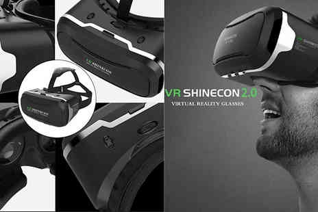 HXT Goods - Shinecon Virtual Reality 3D Glasses - Save 83%